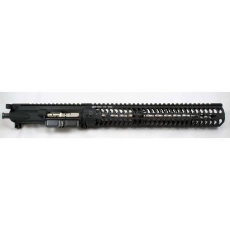 """Black Rain / Odin Works 10.5"""" AR15 Complete Billet 300 BLK SBR / Pistol Upper"""