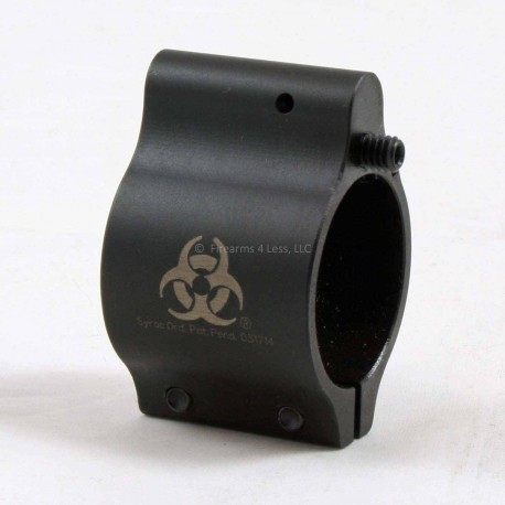 Syrac / Black Rain Adjustable .936 Low Profile Gas Block - Gen 2