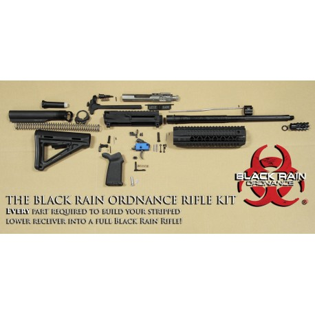 Black Rain Ordnance AR15 PG5 Rifle Kit 223