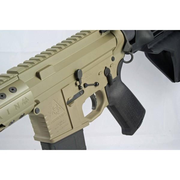 "Black Rain 7.5"" 5.56 AR15 Pistol FDE With Sig Sauer SB15"