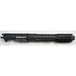 "FALLOUT15 AR15 10.5"" Complete Billet 223 SBR / Pistol Upper"