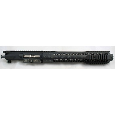 "Black Rain FALLOUT15 AR15 10.5"" Complete Billet 223 SBR / Pistol Upper"
