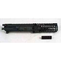 """Black Rain / CMMG / Odin Works 4.5"""" AR15 22LR Complete Billet SBR / Pistol Upper"""
