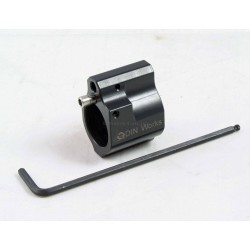 Odin Works Adjustable Low Profile Gas Block for AR15 / 308 AR .750""