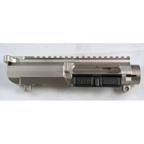 Black Rain 308 Billet Stripped Upper NorGuard
