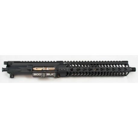 "Black Rain / Odin Works / Lantac 10.5"" 300 Blackout Complete SBR / Pistol Upper w/ 9.5"" rail"