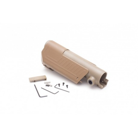 Thordsen Enhanced Pistol Cheek Rest - FDE