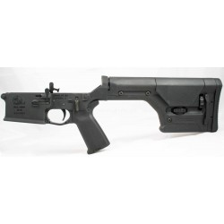 Armalite AR10 Lower Complete w/ PRS Stock