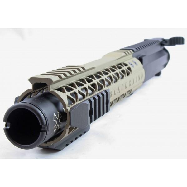 "Black Rain Complete AR15 223 7.5"" Pistol / SBR Upper"