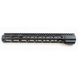 "Mega Arms 14"" Extended Rifle Length Wedge Lock M-LOK Rail for AR15"