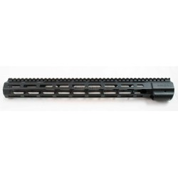 "Mega Arms 16"" Mega Extended Rifle Length Wedge Lock M-LOK Rail for AR15"