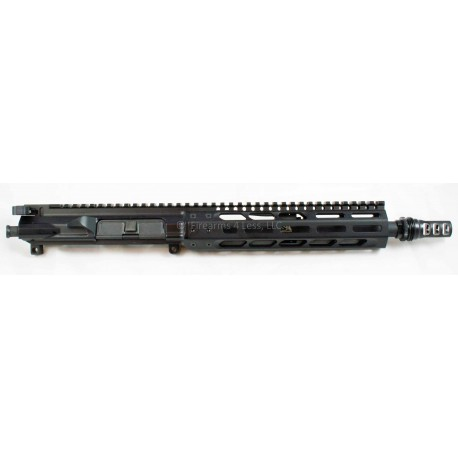 "Mega Arms 10.5"" 300 Blackout MML AR15 Upper w/ Adjustable gas block"
