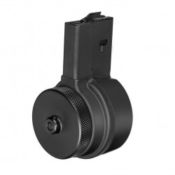 X Products X-15 50 Round Drum Magazine for AR15 / M16