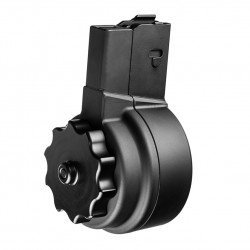 X Products X-25 50 Round Drum Magazine for AR 308 & SR-25