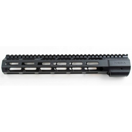 "Mega Arms 12"" Extended Rifle Length Wedge Lock M-LOK Rail for AR15"