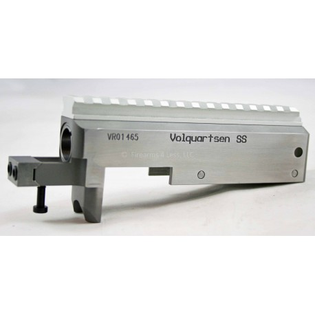Volquartsen Custom Firearms stainless steel replacement receiver for Ruger 10/22
