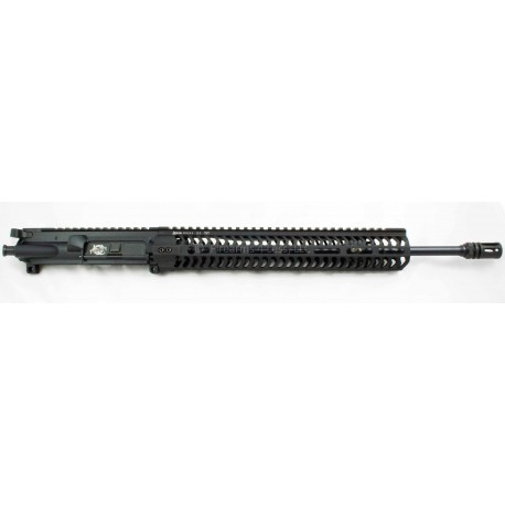 Black Rain Complete Lightweight Mid Length AR15 5.56 Upper M-Lok Adj. Gas Block