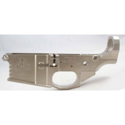 Black Rain FALLOUT10 308 Stripped Billet Lower - Norguard