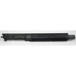 "FALLOUT15 AR15 12.5"" Complete Billet 223 SBR / Pistol Upper"