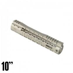 "Black Rain Slim Norguard M-LOK AR15 Rail 10"""