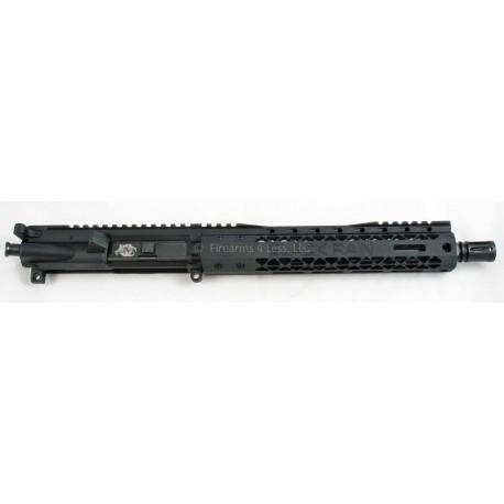 """Black Rain 300 BLK 10.5"""" Complete AR15 Pistol / SBR Upper"""