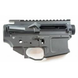 Mega Arms AR15 Billet Upper Lower Ambi Receiver Set GTR-3S