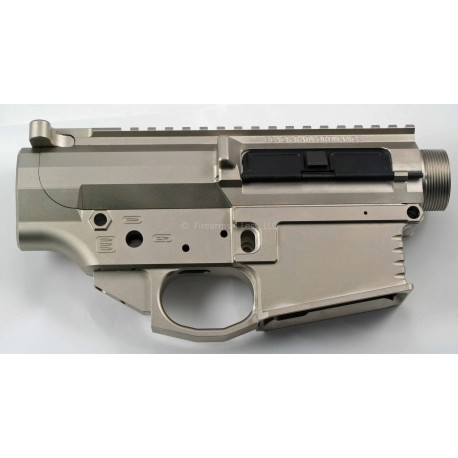 FALLOUT10 Billet 308 Lower / Upper Set - NorGuard