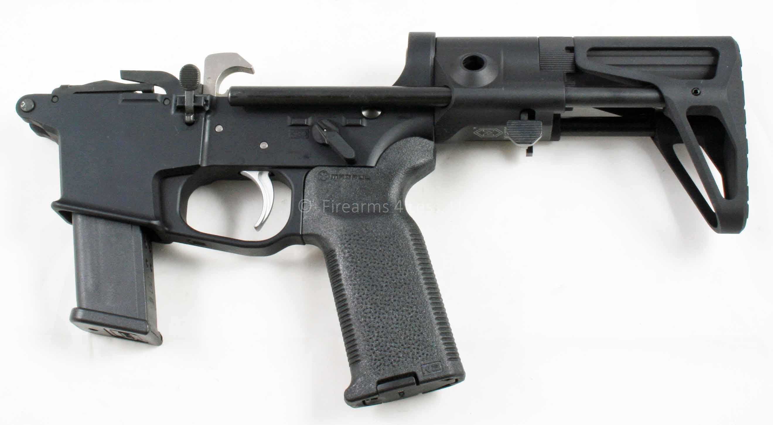Quarter Circle 10 Gsf 9mm Complete Ar15 Lower W Maxim Cqb Glock Parts Take Down Pinterest Pattern