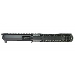 Quarter Circle 10 Complete 9mm AR15 Upper - 8.5""
