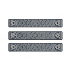 Railscales HTP Scales Dragon Sniper Grey M-LOK (3 pack)