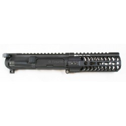 """SMOS / CMMG GFY 4.5"""" AR15 22LR Complete Billet SBR / Pistol Upper"""