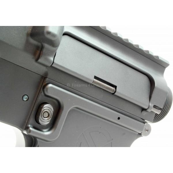 Smos V Flat Billet Ar15 Dust Cover Port Door