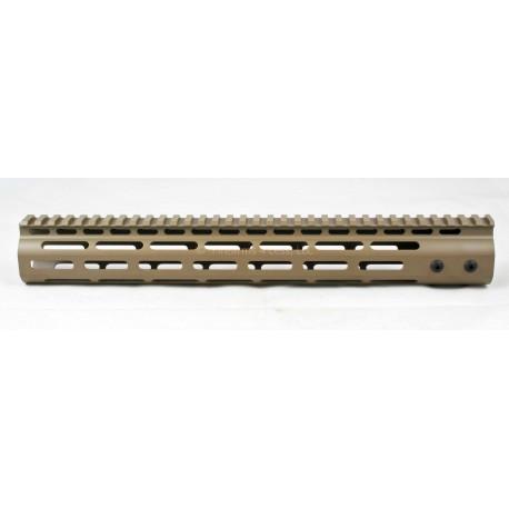 SMOS AR15 13.6 GFY M-LOK Rail - FDE