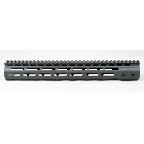 SMOS AR15 13.6 GFY M-LOK Rail - Sniper Grey