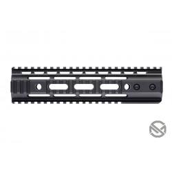 """SMOS AR15 SMR 9"""" Quad Rail - black"""