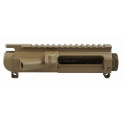 SMOS GFY Billet AR15 Upper w/ Forward Assist - FDE