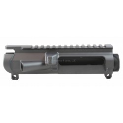 SMOS GFY Billet AR15 Upper w/ Forward Assist - Sniper Grey