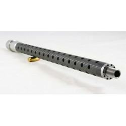"BSF Carbon Fiber 9mm AR15 Barrel 16"" Grey"