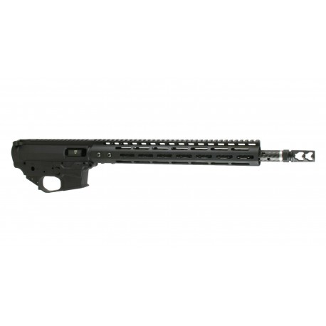 "QC10 / BSF Barrels 16"" Carbon Fiber 9mm Complete AR15 Upper"