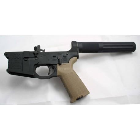 Black Rain Ordnance FALLOUT15 AR15 Complete Pistol Billet Lower