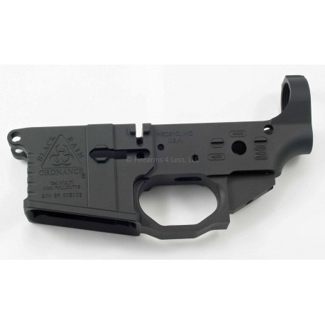 FALLOUT15 Stripped Lower - black