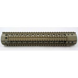 "Quad Rail - Rifle Length (12"") - FDE"