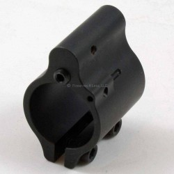 Syrac / Black Rain Adjustable Low Profile AR15 Gas Block - Gen 2
