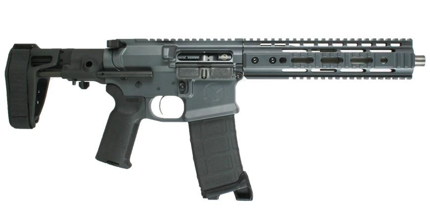"Maxim Pistol Brace on SMOS 10"" 300 BLK Pistol"