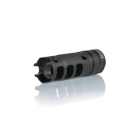 LANTAC 7.62 Dragon Muzzle Brake - 30 caliber DGN762B