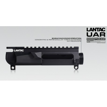 LANTAC UAR Upper Advanced Receiver w/ Domed Cam Pin