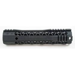 """Black Rain M-LOK Rail AR15 10"""" - Black"""