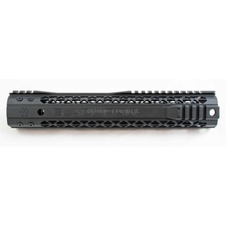 "Black Rain M-LOK Rail AR15 12"" - Black"
