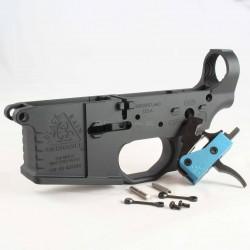 Black Rain Ordnance Billet Lower / Drop In Trigger Combo
