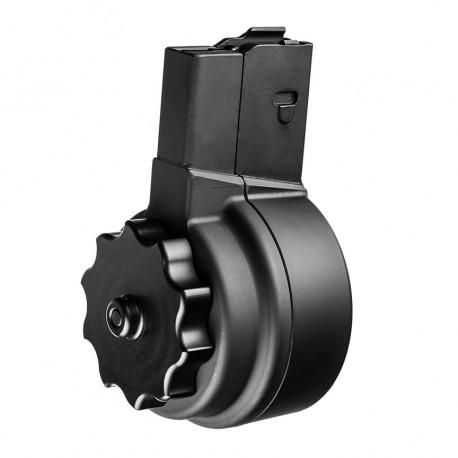 X Products X-25 50 Round Drum Magazine for AR 308 & SR-25